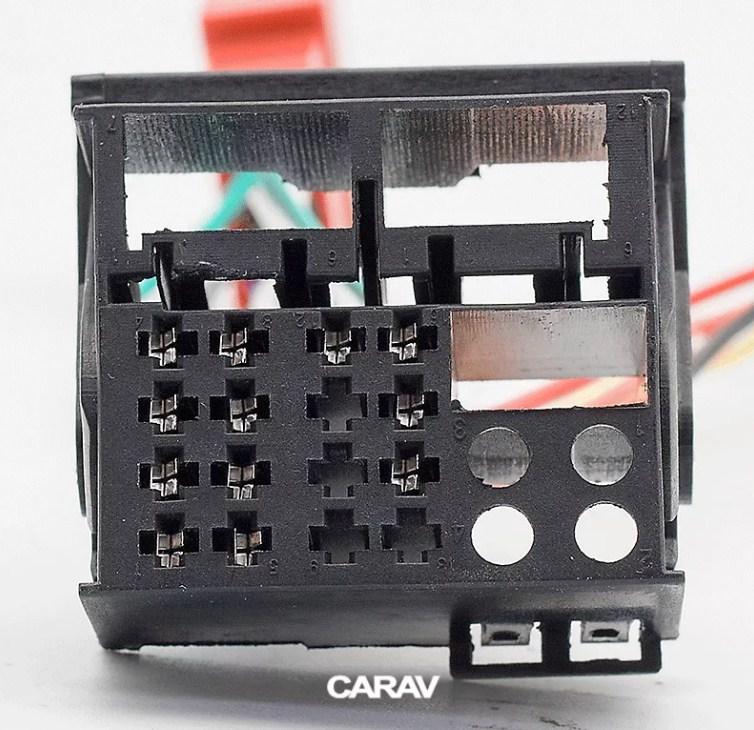CARAV 12-127 для Renault ISO