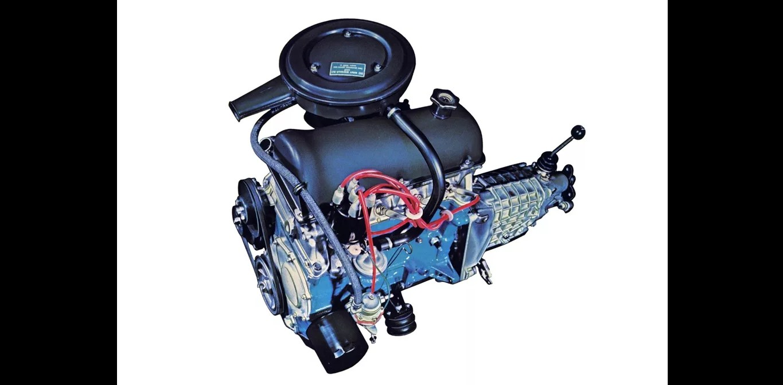 Двигатель ВАЗ 2101 - устройство