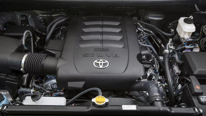 номер двигателя Toyota / Lexus